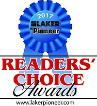 West, Terese - Laker Pioneer Readers' Choice Awards (2017)