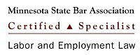 MSBA Labor and Employment Law Certified Specialist