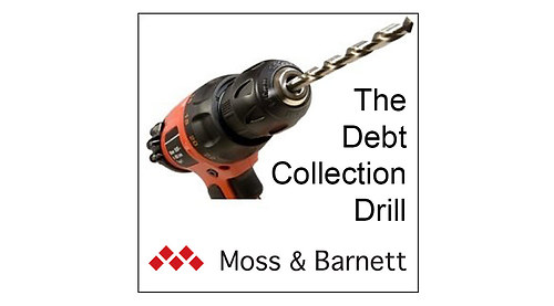 "Debt Collectors Gone Wild? What the Media Doesn't Know (""The Debt Collection Drill"") 