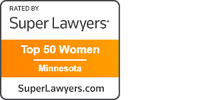 Rhode, Susan - Super Lawyer Top 50 Women (2018)