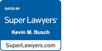 Busch, Kevin - Super Lawyers (2018)